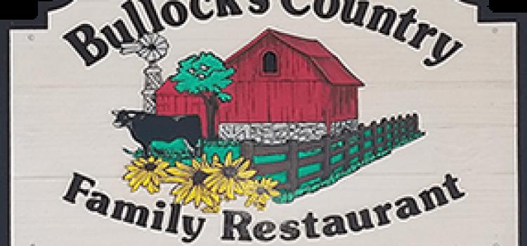 Bullocks Country Family Restaurant